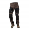 Active Stretch Pants Women Brown