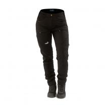 Active Stretch Pants Black Lady | Arrak Outdoor